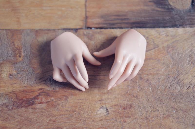 [V] Rosette Doll option Knees Part 17-12-20