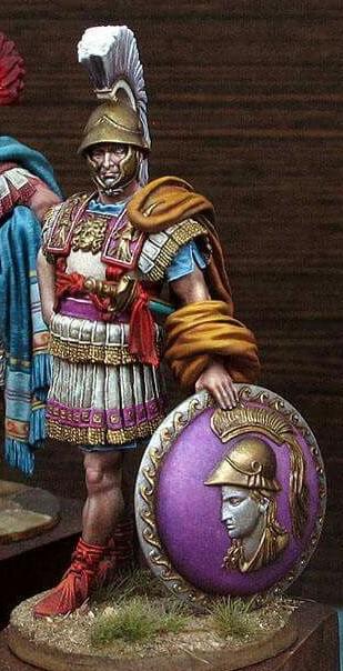 (IIIe) Vitrine  de Duck: Officier romain de chez SGF - Page 5 1-10