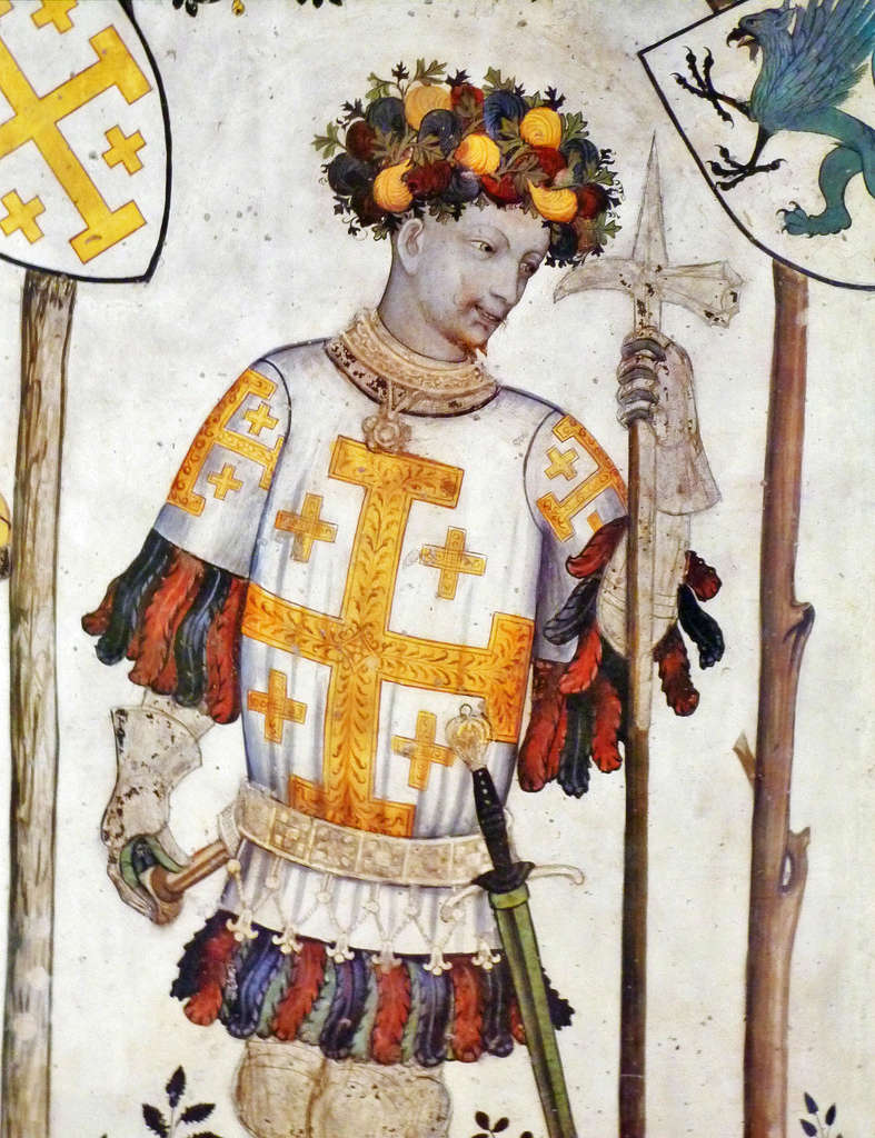 Terminé : Chevalier Templier du Saint Sépulcre 36504810