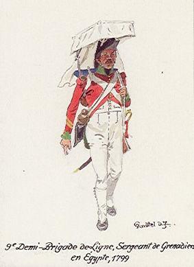 Vitrine de Pascal- Grenadier infanterie de ligne en Egypte. - Page 2 51061010