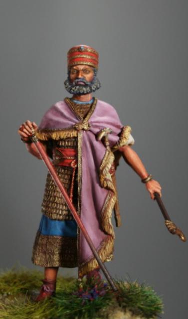 (IIIe) Vitrine  de Duck: Officier romain de chez SGF - Page 5 Img_6642