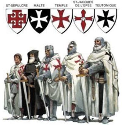 Terminé : Chevalier Templier du Saint Sépulcre Knight10