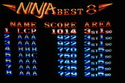 Hiscores Ninja Combat Sam_3810
