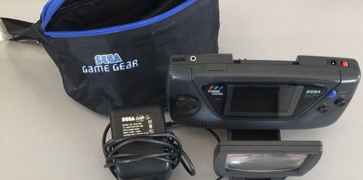 Game Gear loose en vue d'un achat Gg10