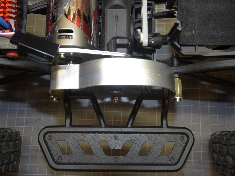 Surpass WILD 3 6WD Crawler 1:10 - Seite 3 Dsc00412