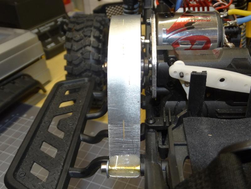 Surpass WILD 3 6WD Crawler 1:10 - Seite 3 Dsc00413