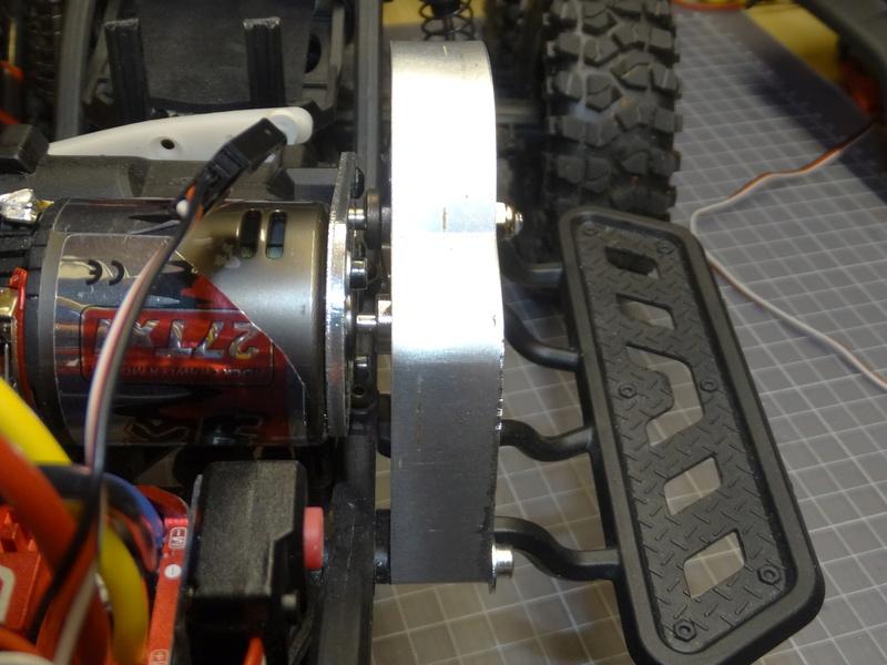 Surpass WILD 3 6WD Crawler 1:10 - Seite 3 Dsc00414
