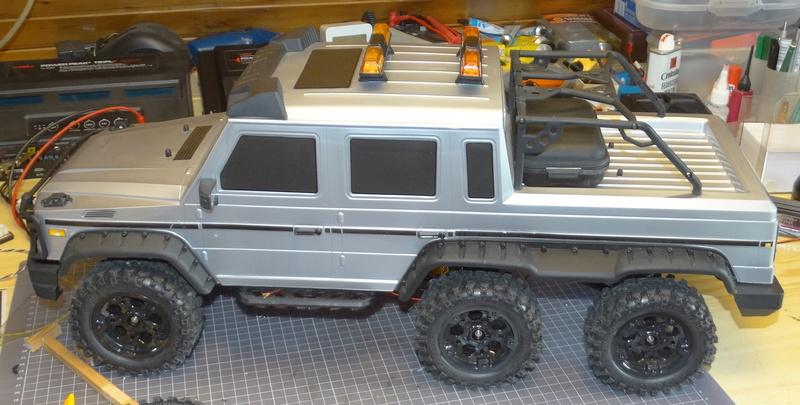 Surpass WILD 3 6WD Crawler 1:10 - Seite 3 Dsc00419