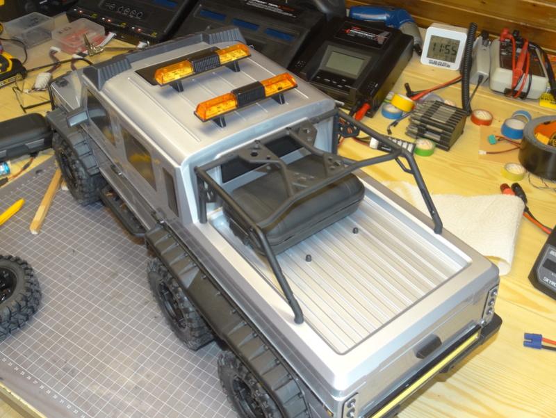 Surpass WILD 3 6WD Crawler 1:10 - Seite 3 Dsc00420