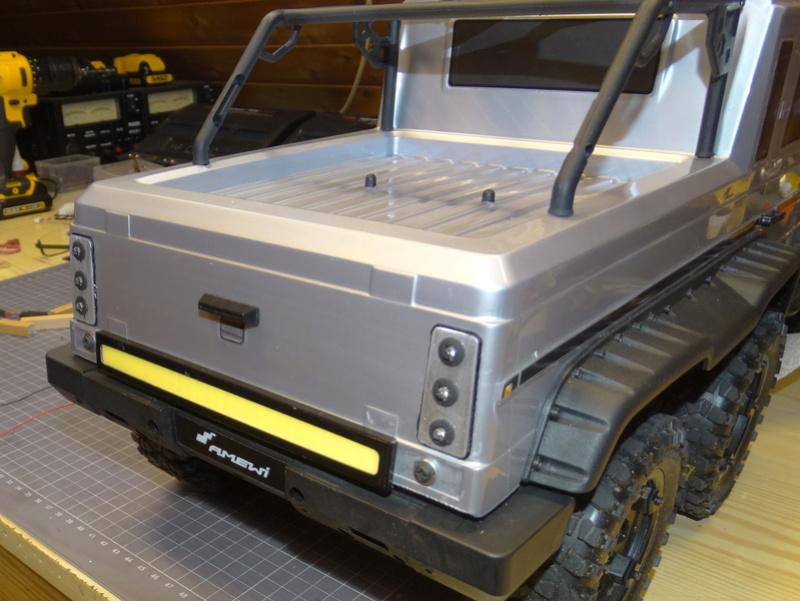 Surpass WILD 3 6WD Crawler 1:10 - Seite 3 Dsc00421