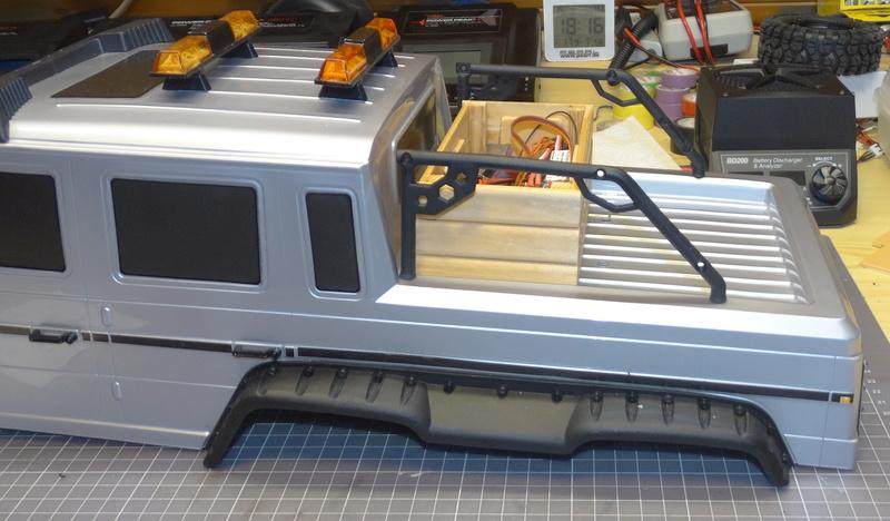 Surpass WILD 3 6WD Crawler 1:10 - Seite 4 Dsc00610