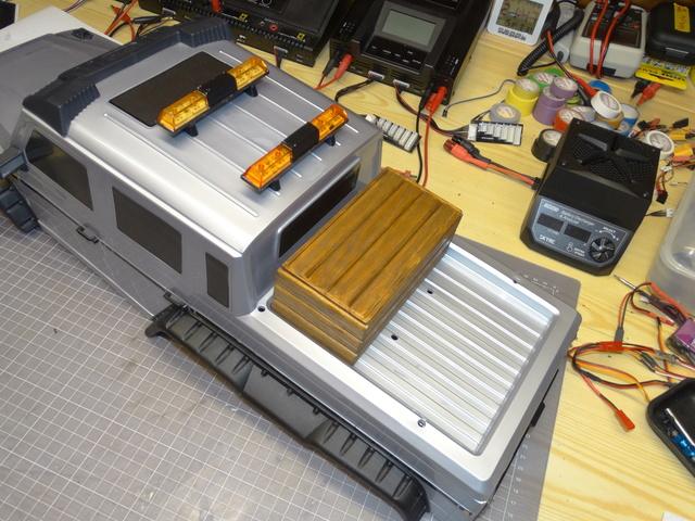Surpass WILD 3 6WD Crawler 1:10 - Seite 5 Dsc00625