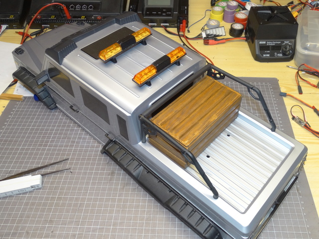 Surpass WILD 3 6WD Crawler 1:10 - Seite 5 Dsc00631