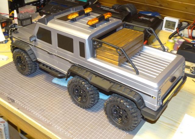 Surpass WILD 3 6WD Crawler 1:10 - Seite 5 Dsc00646