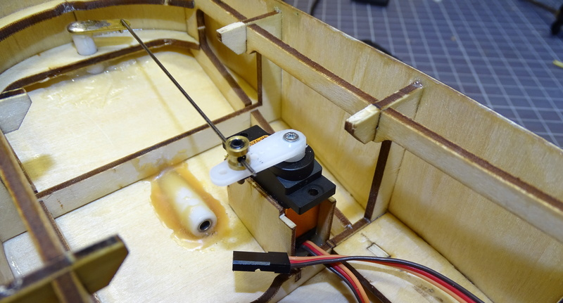 Mini TUG Q1 - Vorstellung und Baubericht - Seite 2 Dsc01029