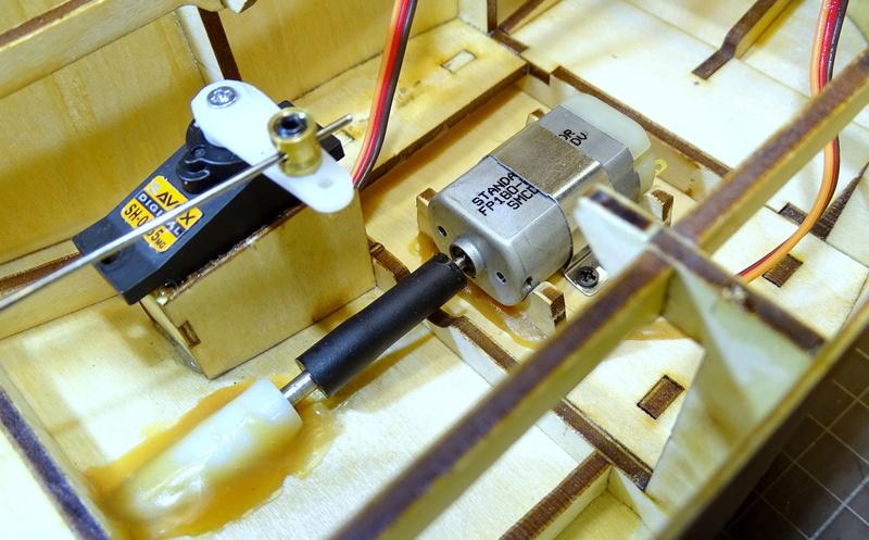 Mini TUG Q1 - Vorstellung und Baubericht - Seite 2 Dsc01111