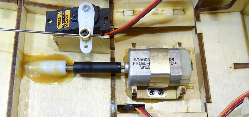 Mini TUG Q1 - Vorstellung und Baubericht - Seite 2 Dsc01113