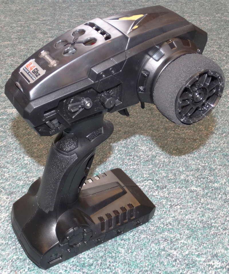 Surpass WILD 3 6WD Crawler 1:10 Dsc09116