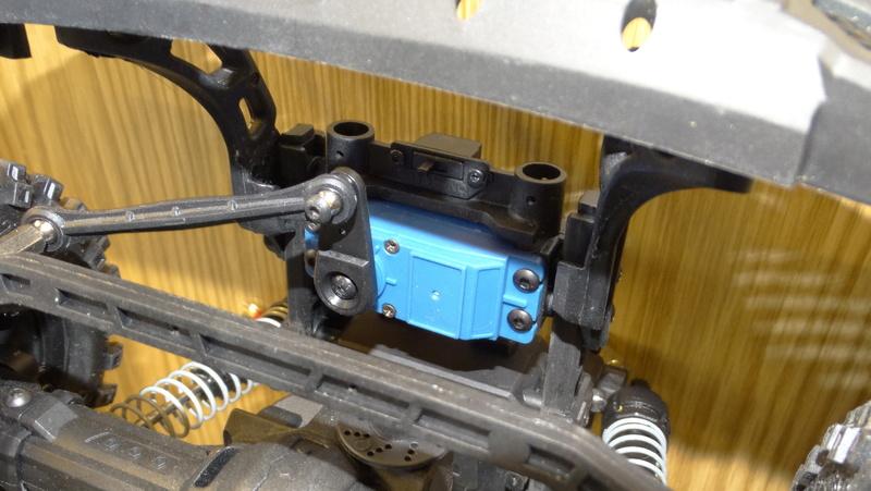 Surpass WILD 3 6WD Crawler 1:10 Dsc09117