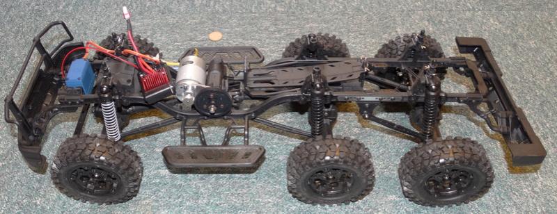 Surpass WILD 3 6WD Crawler 1:10 Dsc09121