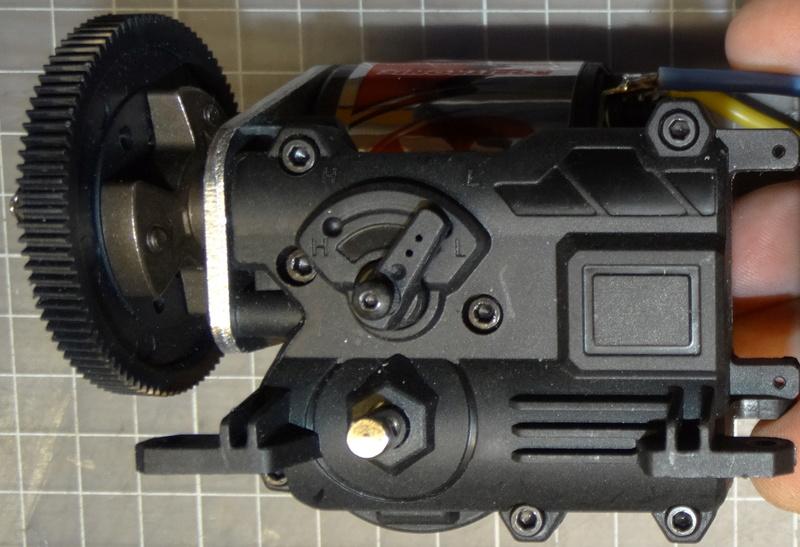 Surpass WILD 3 6WD Crawler 1:10 Dsc09217