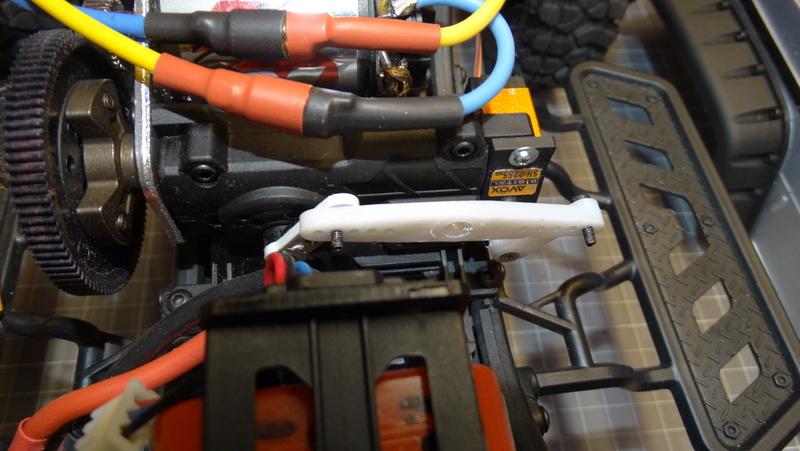 Surpass WILD 3 6WD Crawler 1:10 Dsc09226