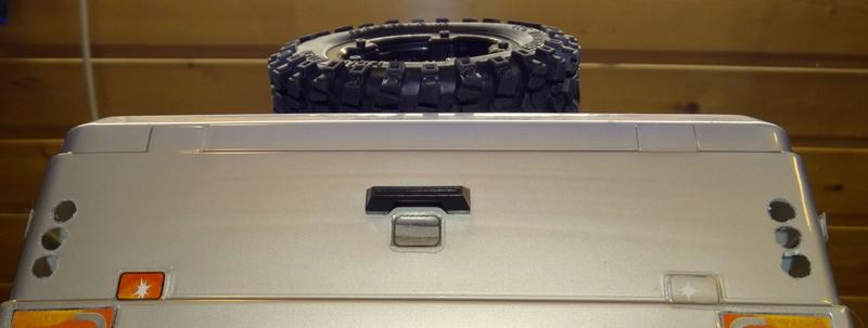 Surpass WILD 3 6WD Crawler 1:10 - Seite 2 Dsc09715