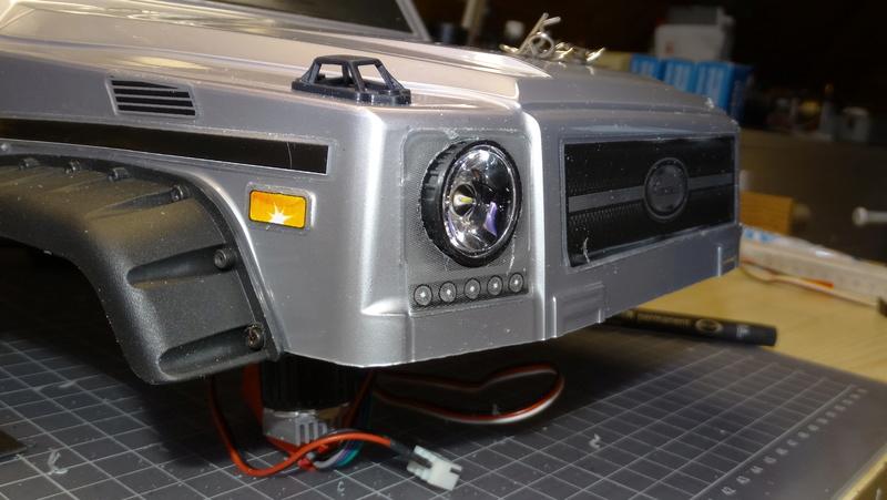Surpass WILD 3 6WD Crawler 1:10 - Seite 2 Dsc09722