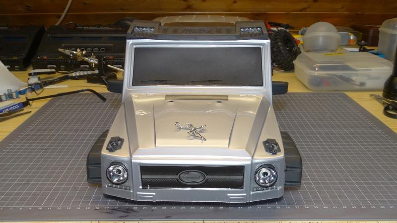 Surpass WILD 3 6WD Crawler 1:10 - Seite 2 Dsc09723