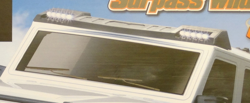 Surpass WILD 3 6WD Crawler 1:10 - Seite 2 Led_vo10