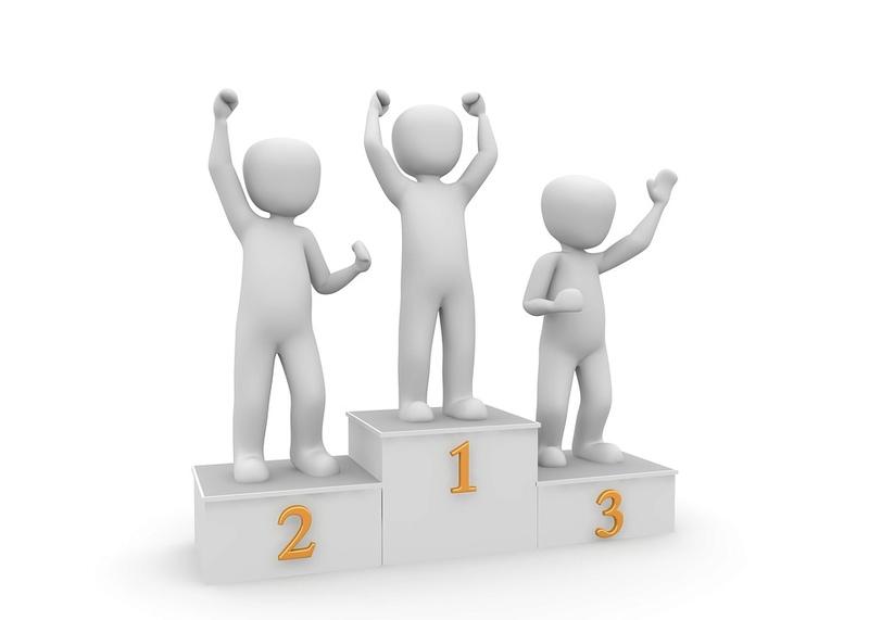 Tout le monde veut être top ranked !!!! Winner10