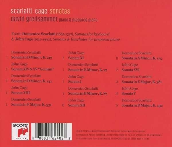 Domenico Scarlatti: discographie sélective - Page 5 08888310