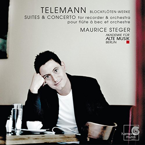Telemann: disques indispensables - Page 3 511mu910