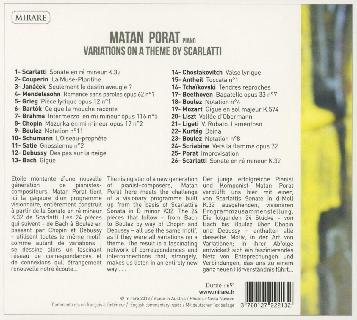 Domenico Scarlatti: discographie sélective - Page 5 71giqq10