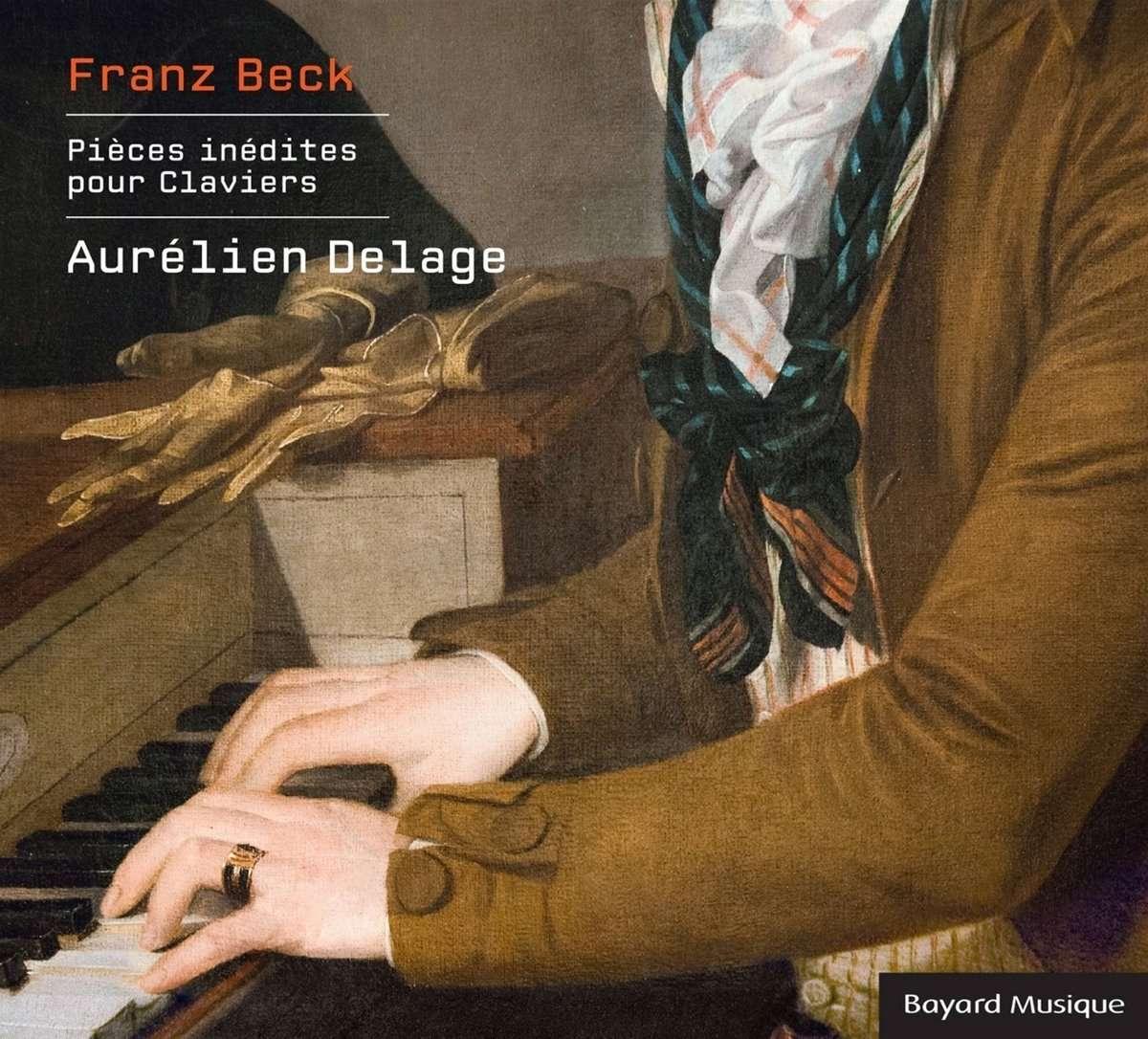 clavecin - L'École française de clavecin, de Chambonnières à Balbastre 81fhkj10