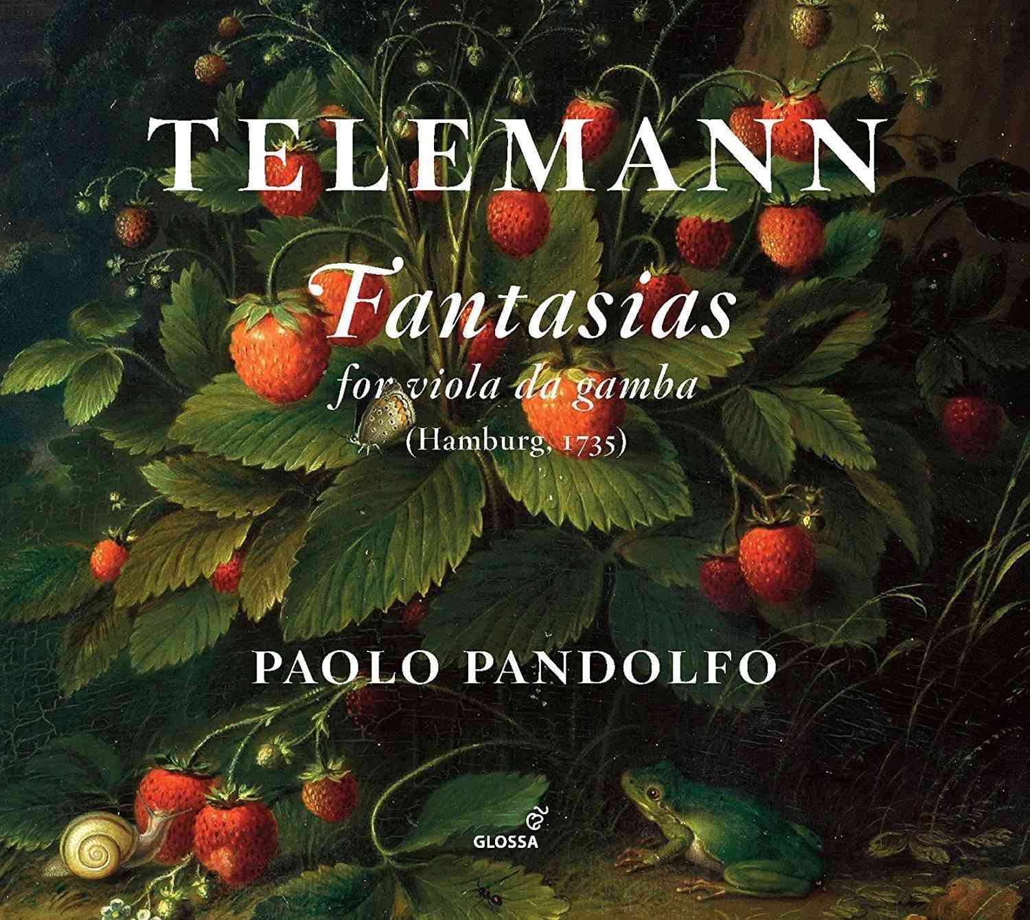 Telemann: disques indispensables - Page 3 81iofw11