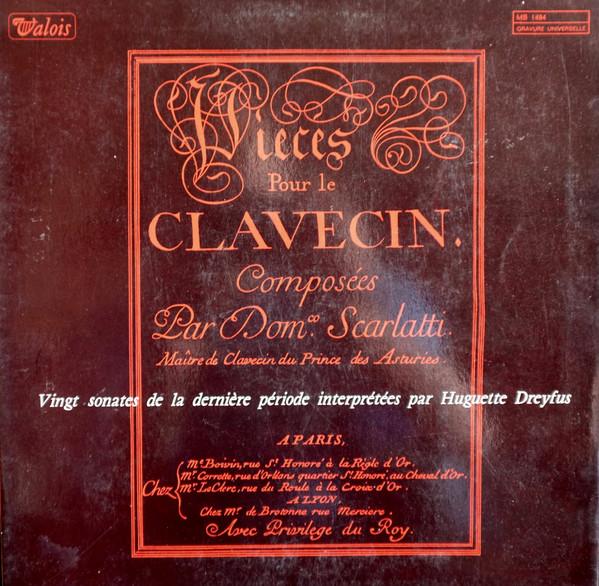 Domenico Scarlatti: discographie sélective - Page 6 R-831211