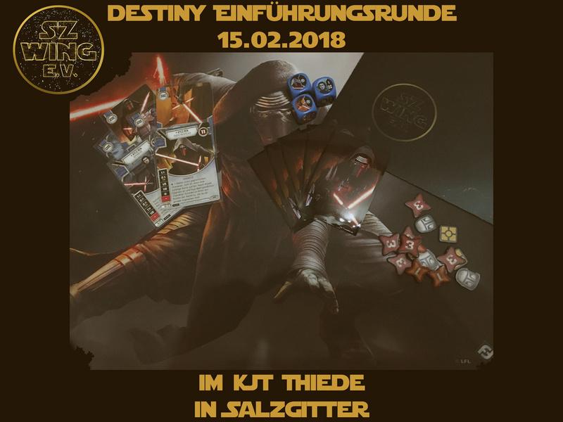 Salzgitter-Thiede - X-Wing Stammtisch des SZ-Wing e.V. Destin10