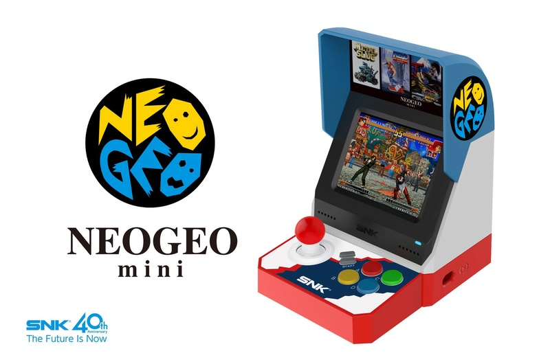 La Neo Geo mini - Page 3 15259410