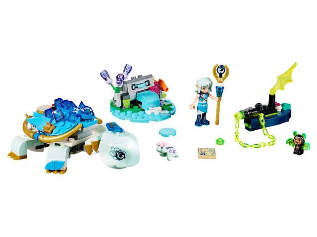 Mars 2018 LEGO 41191, Naida et l'embuscade de la tortue d'eau 1110