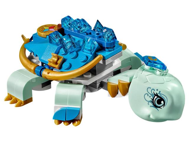 Mars 2018 LEGO 41191, Naida et l'embuscade de la tortue d'eau 1210