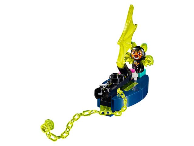Mars 2018 LEGO 41191, Naida et l'embuscade de la tortue d'eau 1710