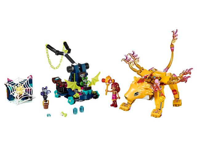 Mars 2018 LEGO 41192, Azari et la capture du lion de feu 2010