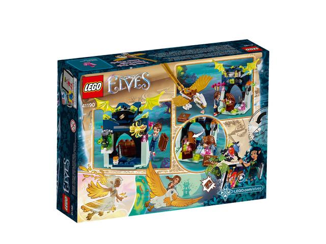 Mars 2018 LEGO® 41190, Emily Jones et l'évasion de l'aigle 210