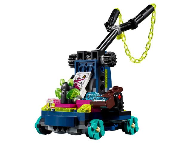 Mars 2018 LEGO 41192, Azari et la capture du lion de feu 2210
