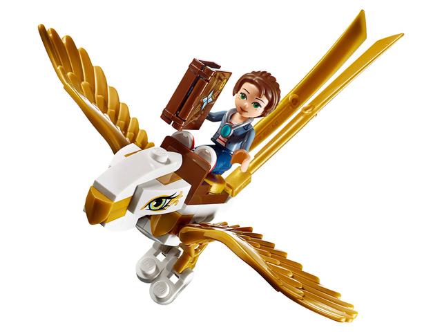 Mars 2018 LEGO® 41190, Emily Jones et l'évasion de l'aigle 310