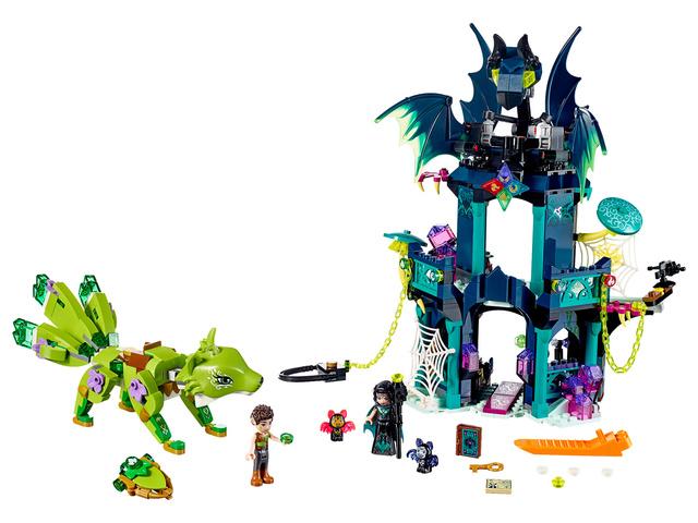 Mars 2018 LEGO 41194, La tour de Noctura et le sauvetage du renard de terre 3910