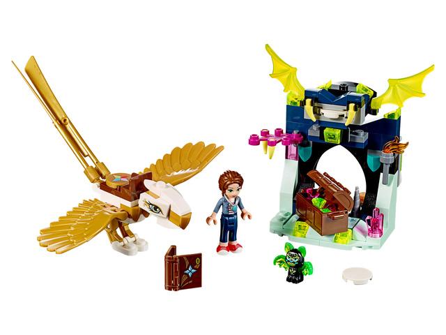 Mars 2018 LEGO® 41190, Emily Jones et l'évasion de l'aigle 410