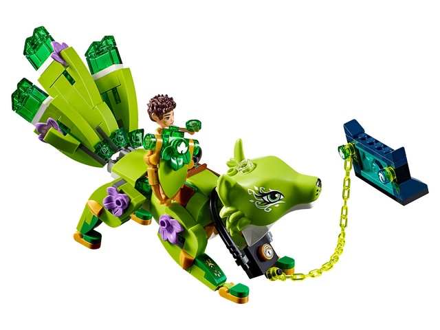 Mars 2018 LEGO 41194, La tour de Noctura et le sauvetage du renard de terre 4110