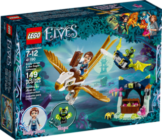 Mars 2018 LEGO® 41190, Emily Jones et l'évasion de l'aigle 41190_10
